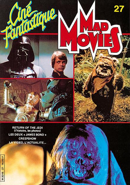 Mad Movies n°027