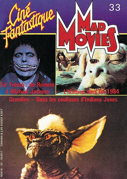 Mad Movies n°033