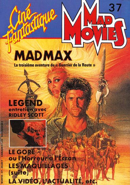 Mad Movies n°037
