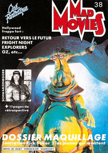 Mad Movies n°038