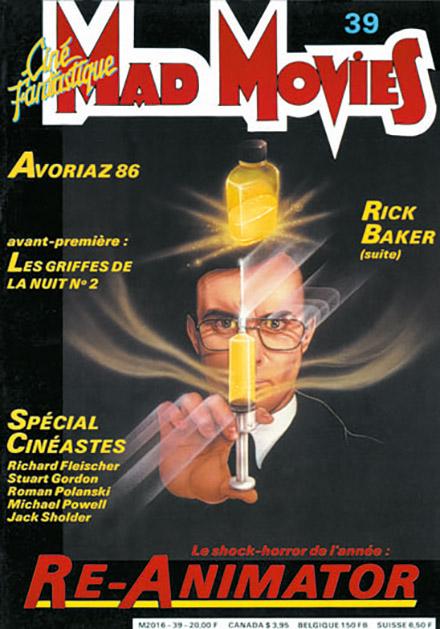 Mad Movies n°039