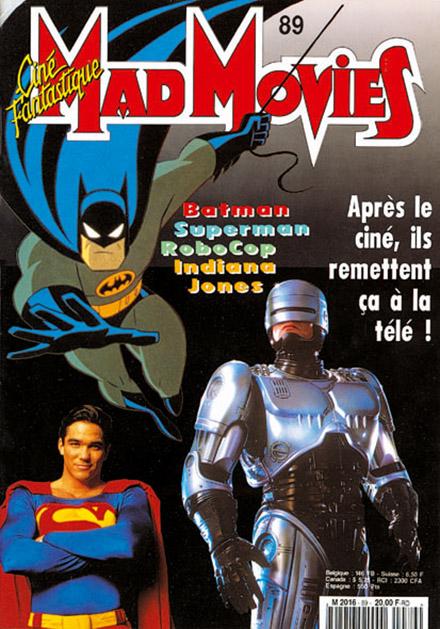 Mad Movies n°089