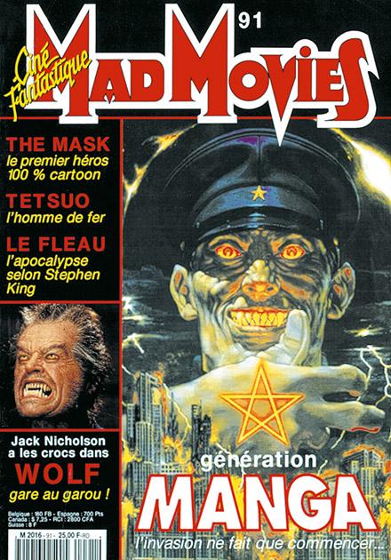 Mad Movies n°091