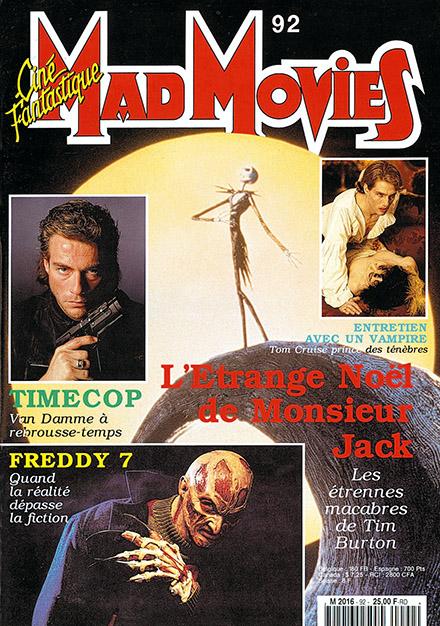 Mad Movies n°092