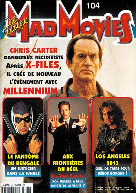 Mad Movies n°104