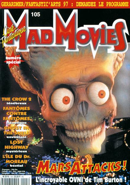 Mad Movies n°105