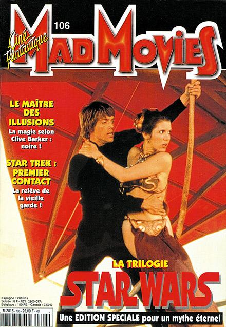 Mad Movies n°106