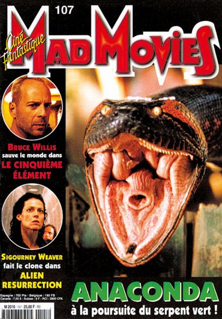 Mad Movies n°107