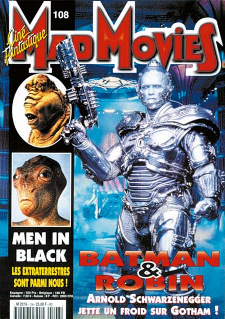 Mad Movies n°108