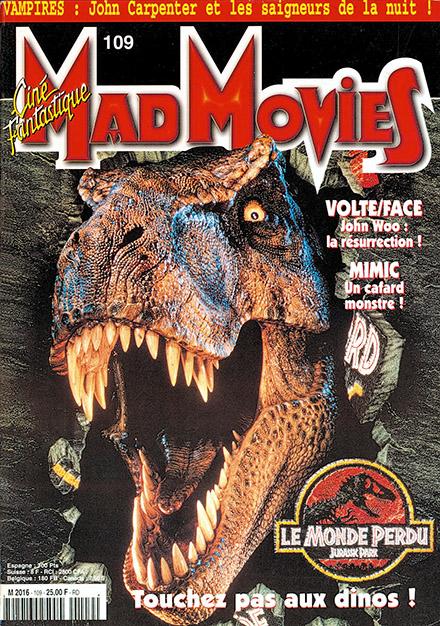 Mad Movies n°109