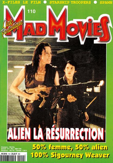 Mad Movies n°110
