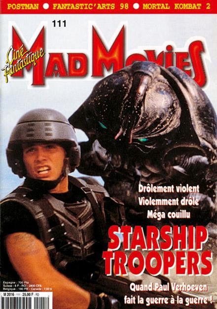 Mad Movies n°111
