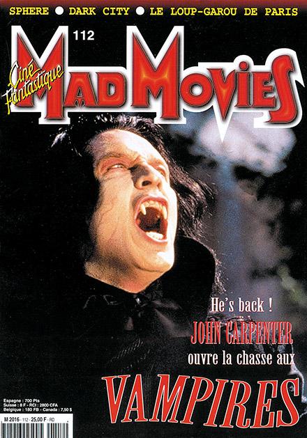 Mad Movies n°112
