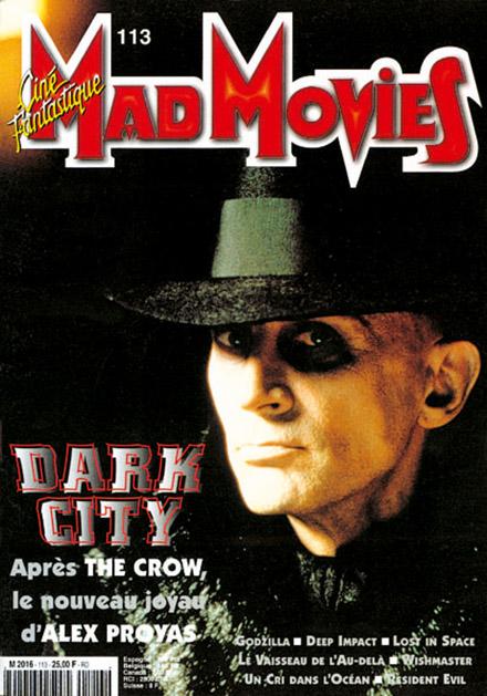 Mad Movies n°113