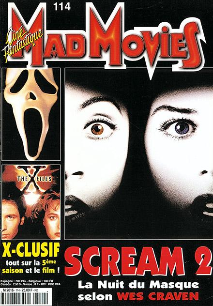 Mad Movies n°114