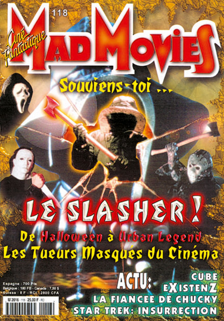 Mad Movies n°118
