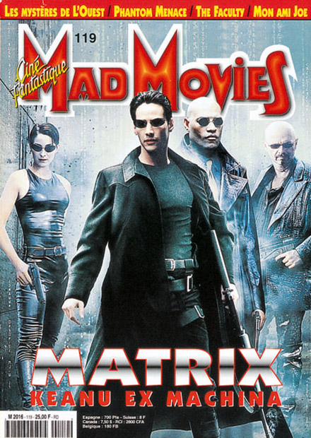 Mad Movies n°119