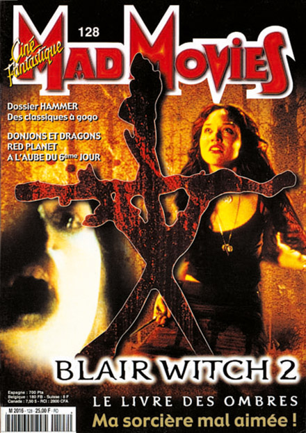 Mad Movies n°128