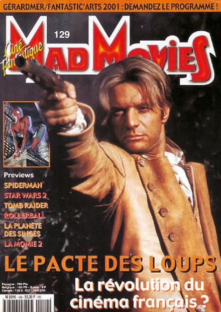 Mad Movies n°129