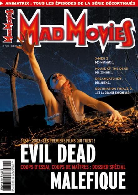 Mad Movies N°152