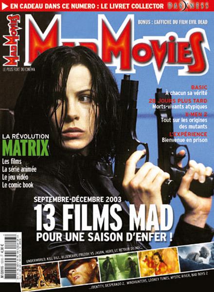 Mad Movies n°153