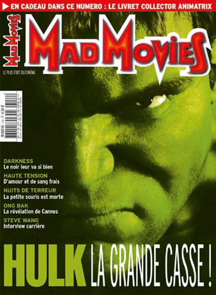 MadMovies n°154