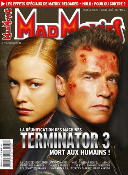 Mad Movies n°155