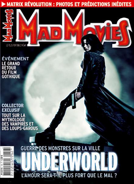 Mad Movies n°156