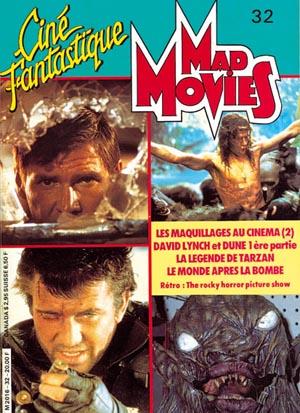 Mad Movies n°032