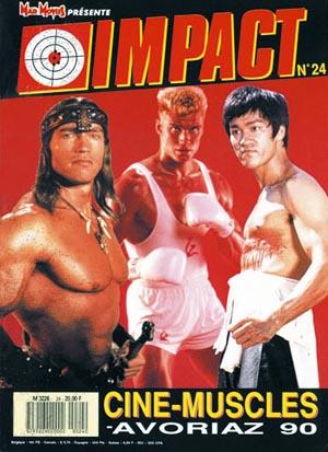 Impact 24 (série d'origine)