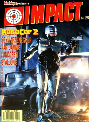 Impact 25 (série d'origine)