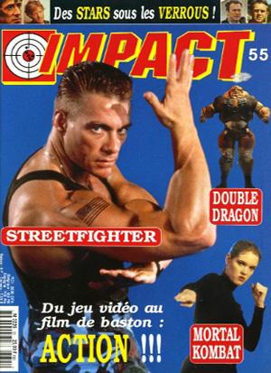 Impact 55 (série d'origine)