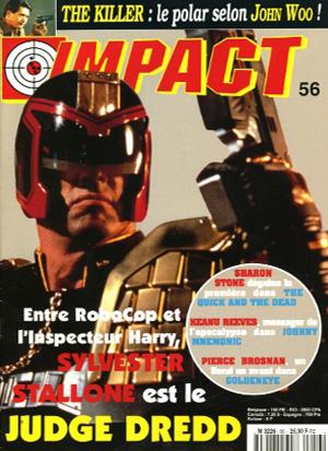Impact 56 (série d'origine)