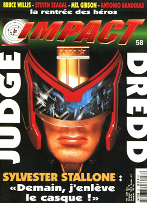 Impact 58 (série d'origine)