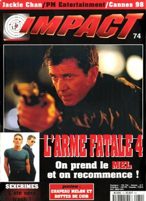 Impact 74 (série d'origine)