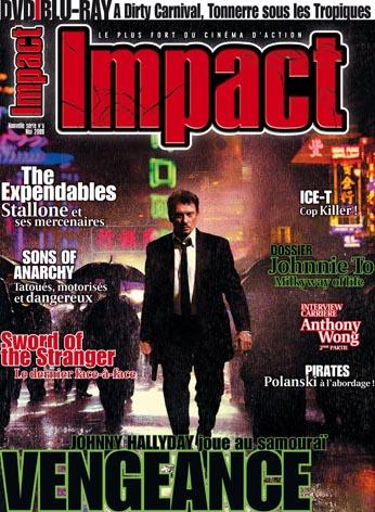 Impact 5 (série pack)