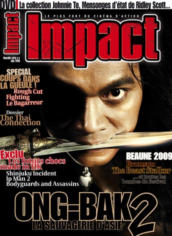 Impact 6 (série pack)