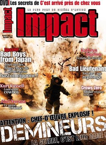 Impact 8 (série pack)