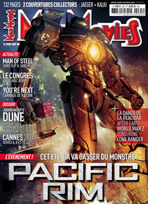 Mad Movies N°265 couverture Jaeger