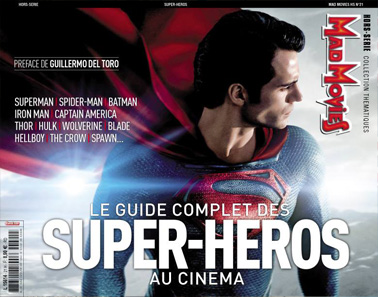 Mad Movies HS N°21 Super-Héros
