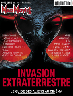 Mad Movies HS N°24 Extraterrestres