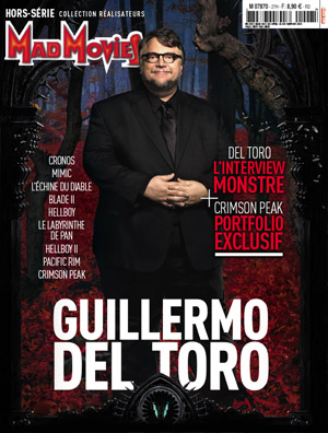 Mad Movies HS N°27 Del Toro