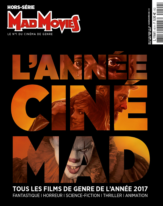 Mad Movies HS N°40 Année Cinemad