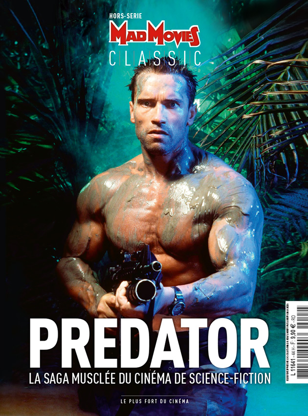 Mad Movies H-S N°44 Predator