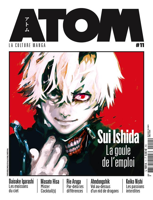 ATOM N°11