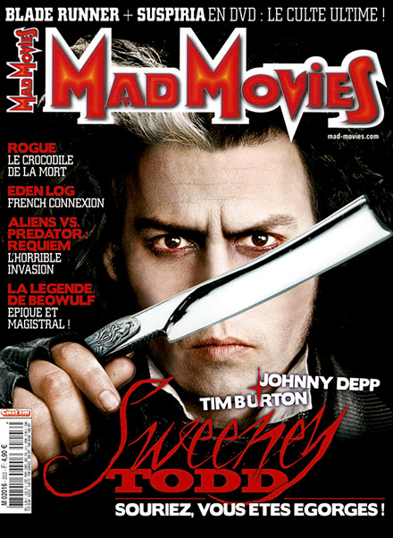 Mad Movies n°203