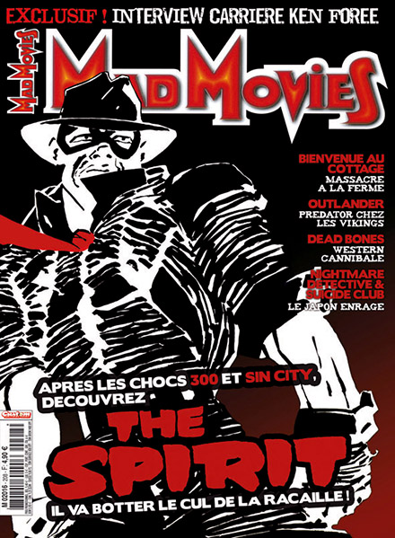 Mad Movies n°208
