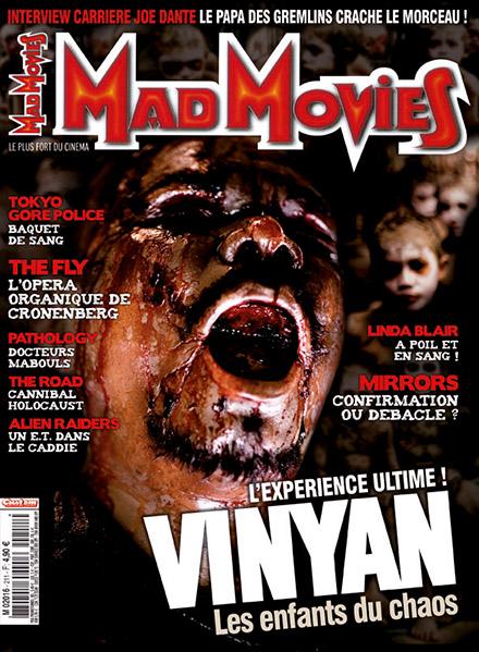 Mad Movies n°211