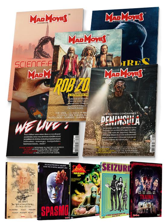 L'ABO MADMOVIES + DVD
