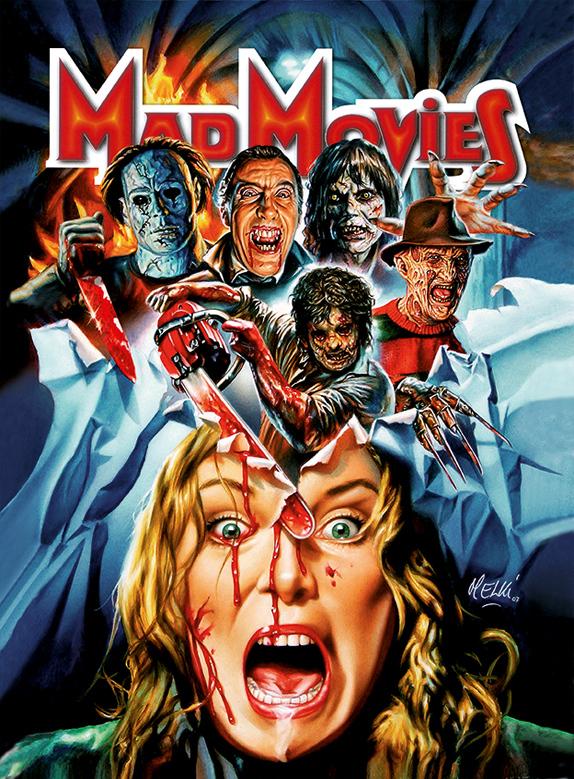 Affiche MadMovies N°200